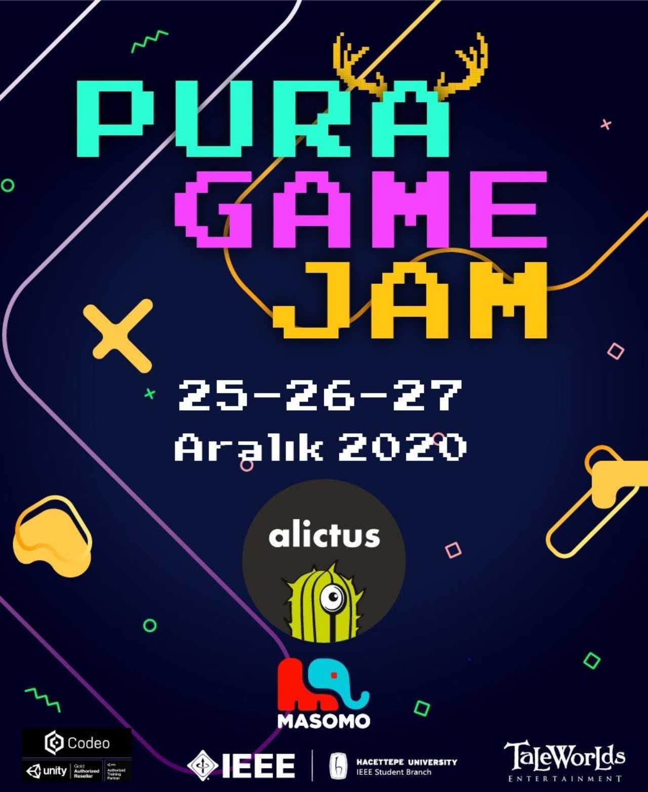 pure game jam