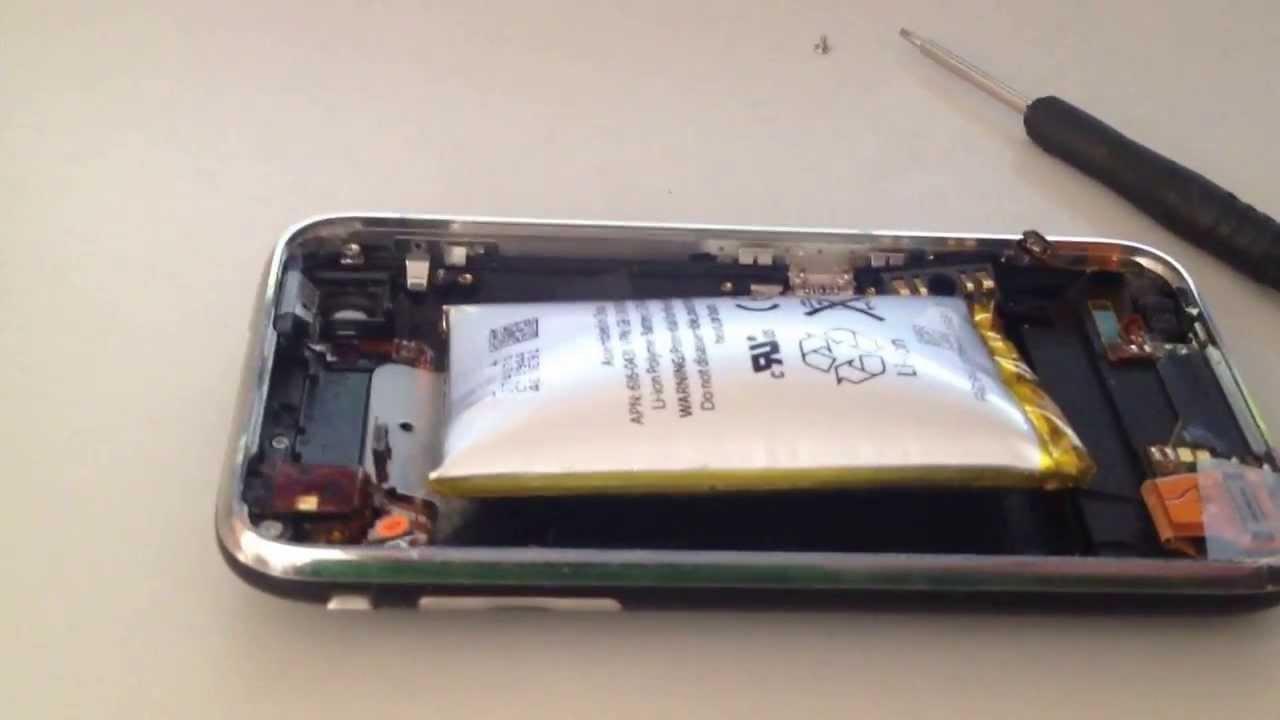 şişen batarya