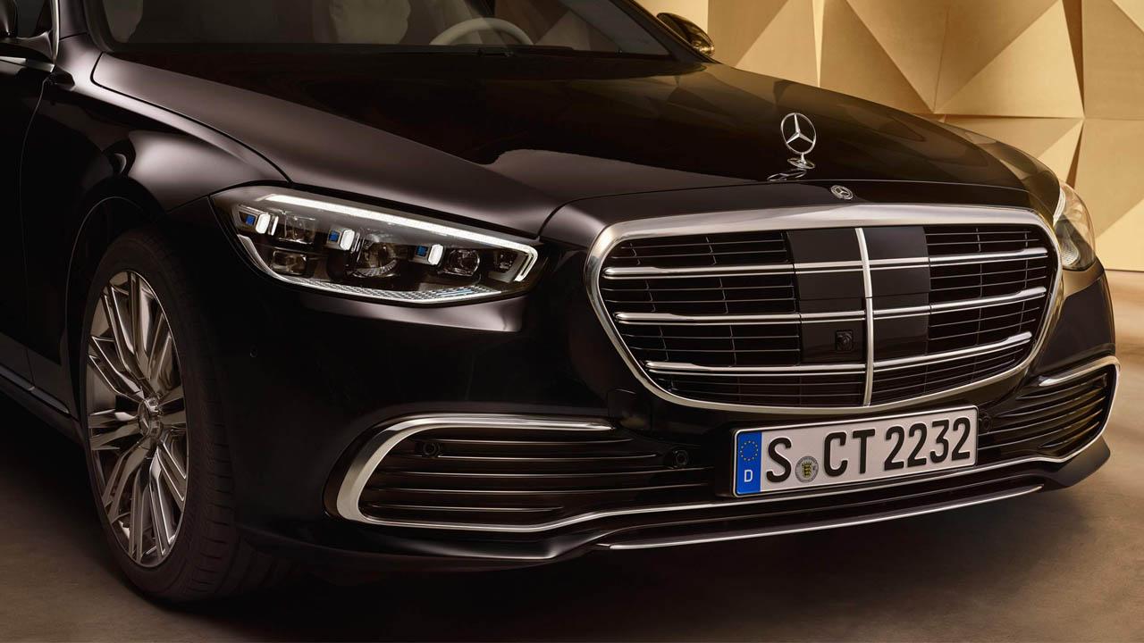 Mercedes Benz S 400 d 4MATIC L