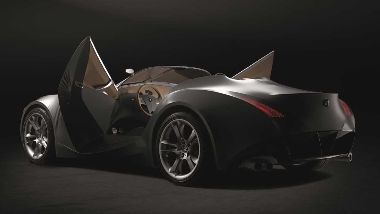 BMW GINA konsept 4