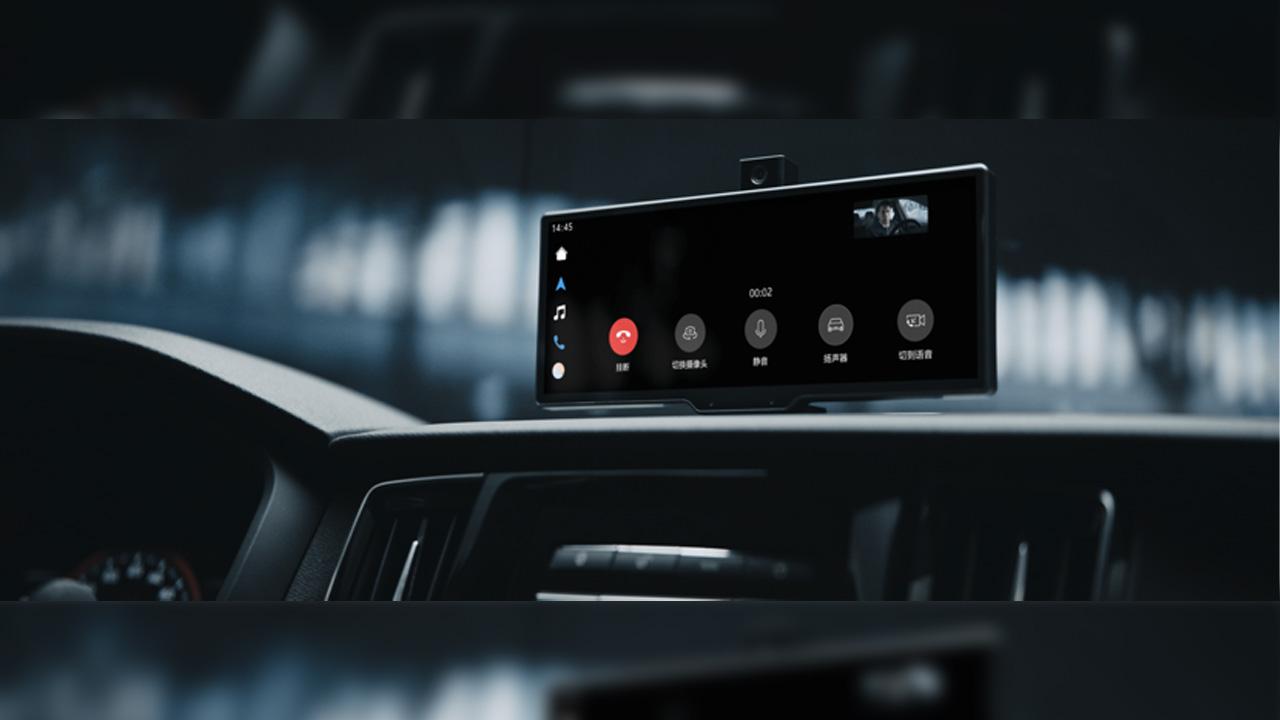 huawei araba akıllı ekranı