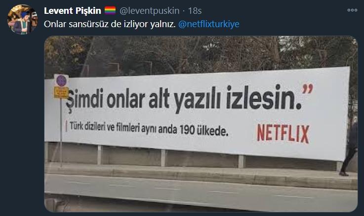 netflix afiş tweet 4