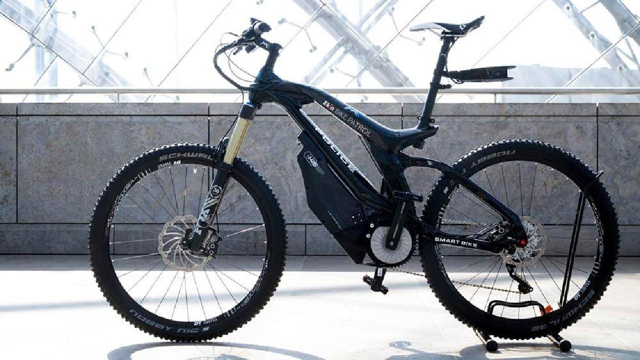 ekin reckon akıllı bisiklet