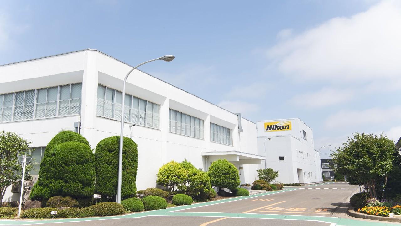 Nikon sendai fabrikası