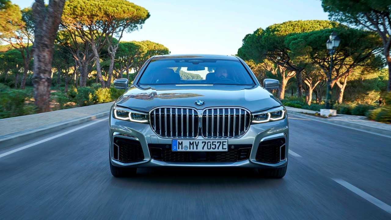 BMW 7 Serisi 2