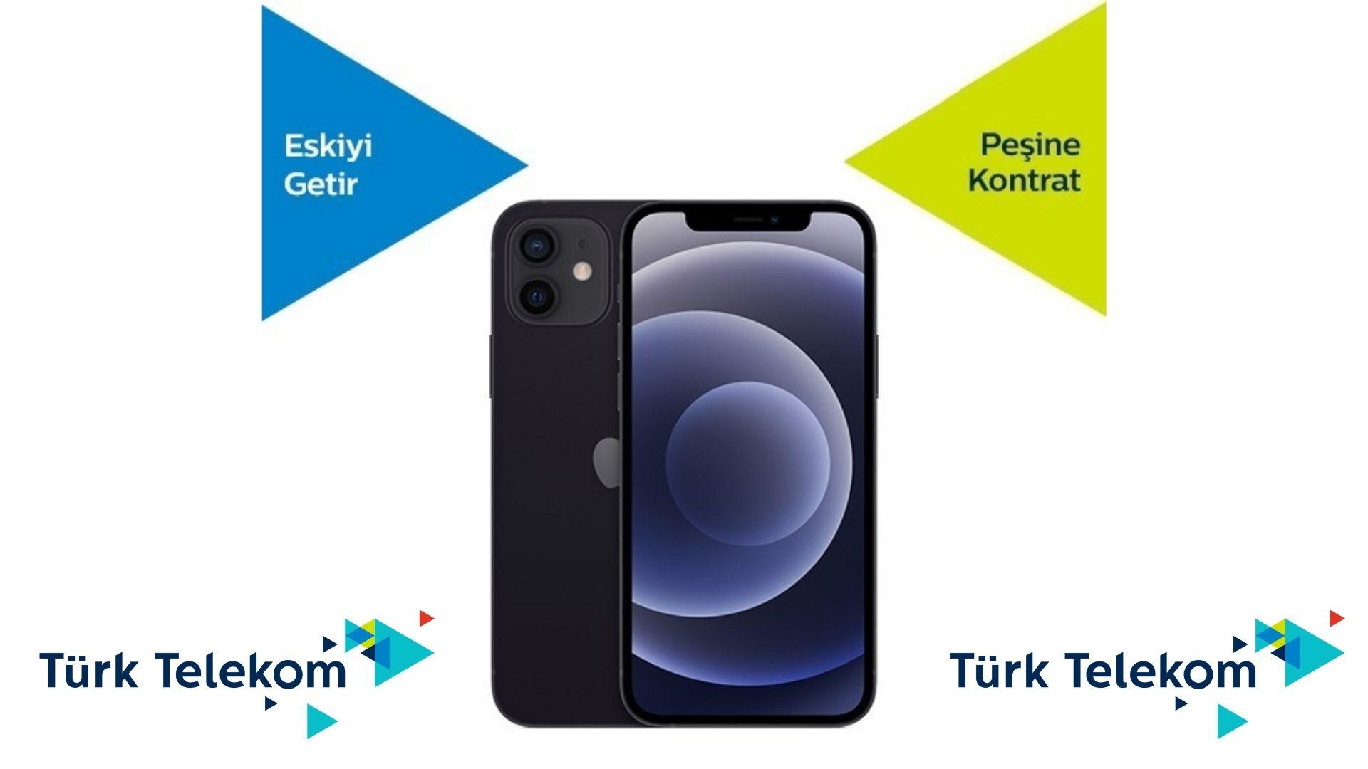 Turk Telekom eskiyi getir yeniyi götür kampanyası