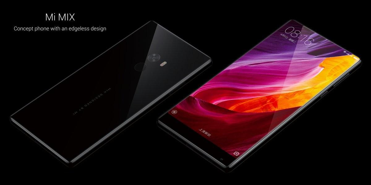 Xiaomi Mi Mix tanıtıldı!