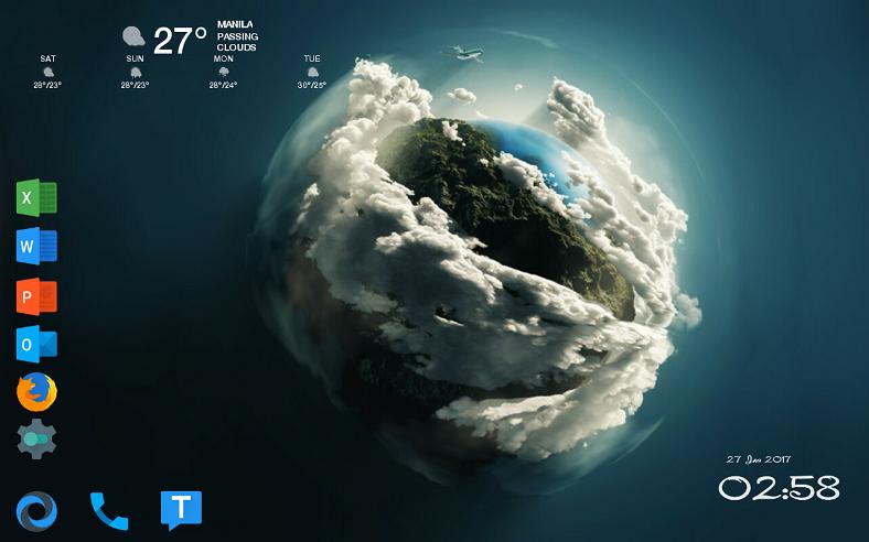 Android Için Geliştirilen En Yeni Ana Ekran Resimleri