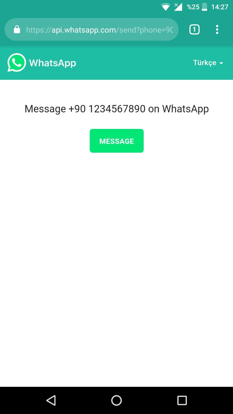 whatsapp numara hackleme