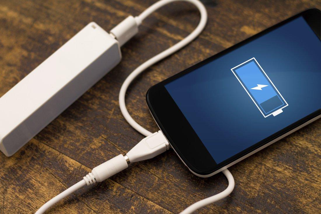 Performansı artırmak için telefonun pilini doğru şekilde şarj etme