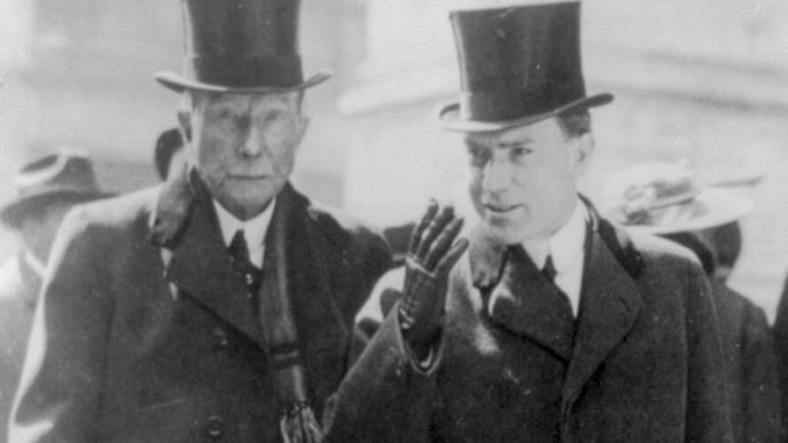Illuminatinin Babası David Rockefeller Hayatını Kaybetti