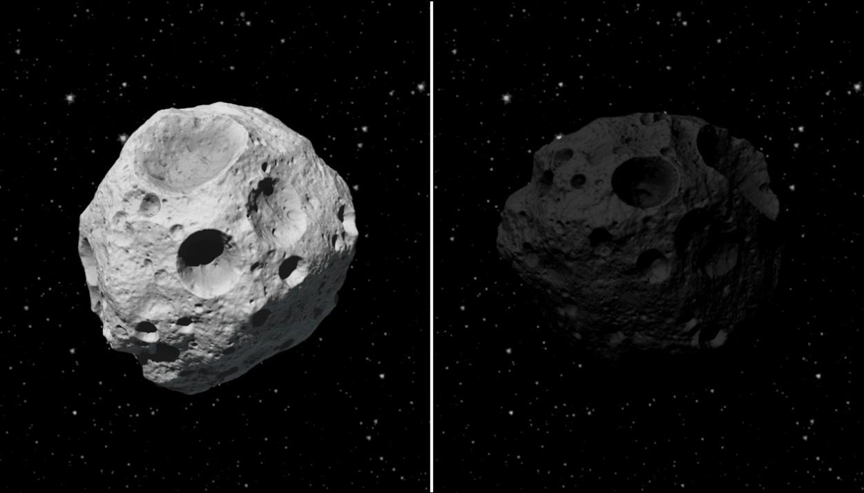 Güneş Sistemindeki en eski asteroid ailesi keşfedildi