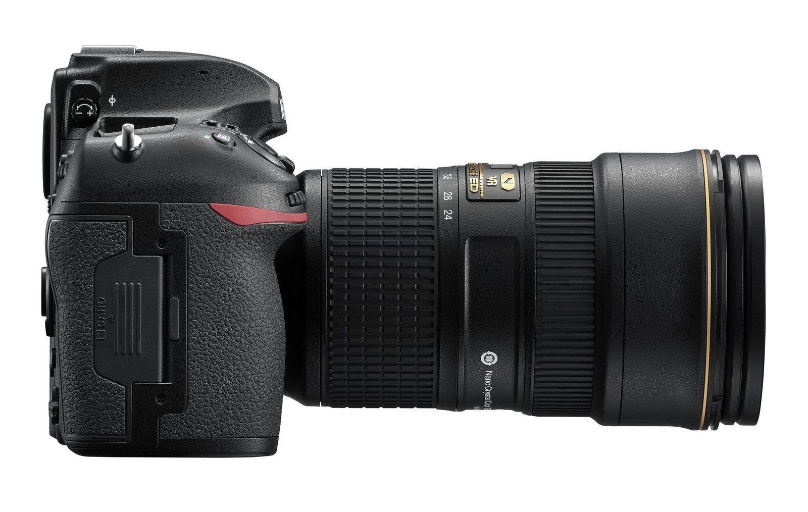 Nikon'un 45,7 Megapiksellik Yeni Canavarı D850 DSLR