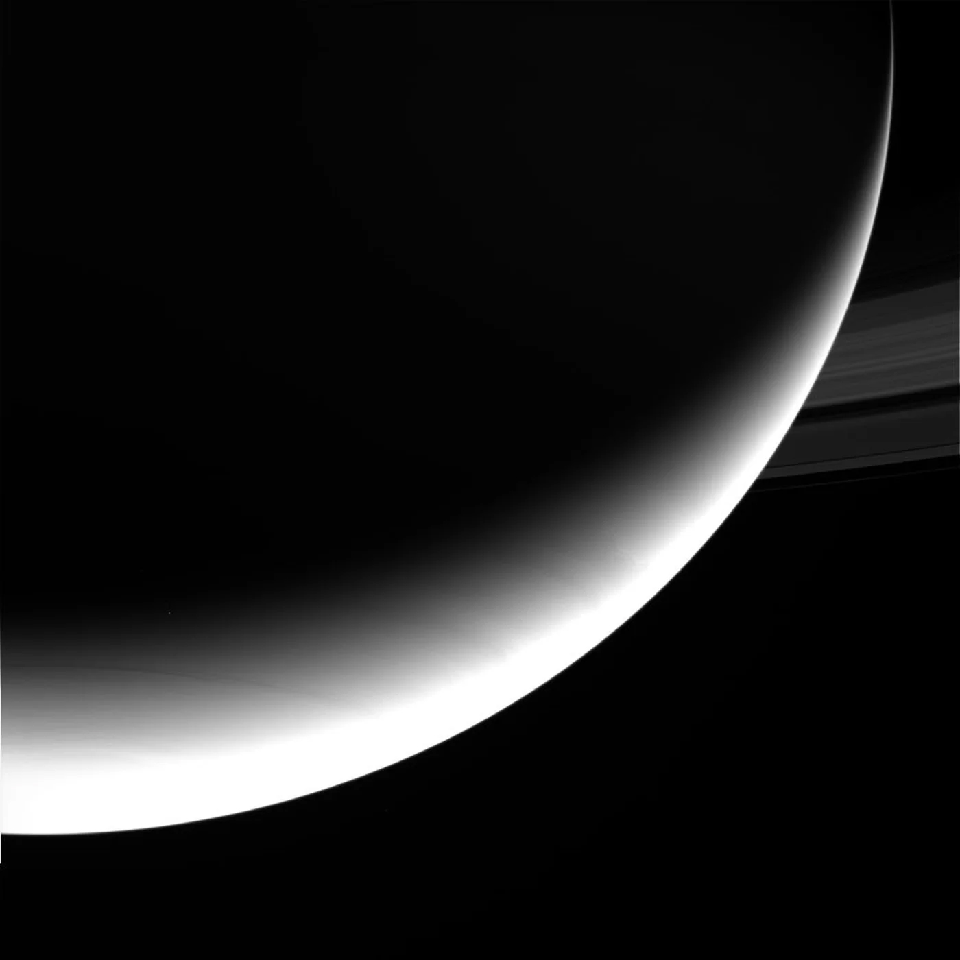 cassini's last images - HD1024×1024