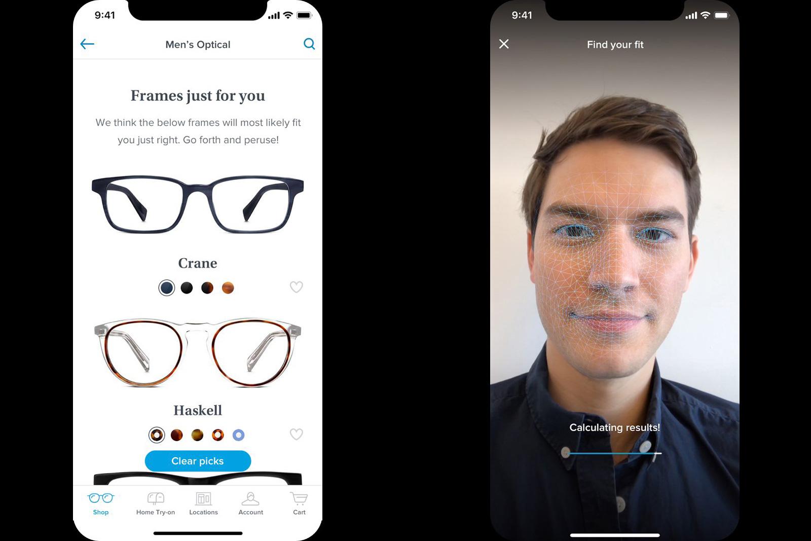 29686f6f64 iPhone X ile Yüzünüze En Uygun Gözlüğü Bulabilirsiniz!