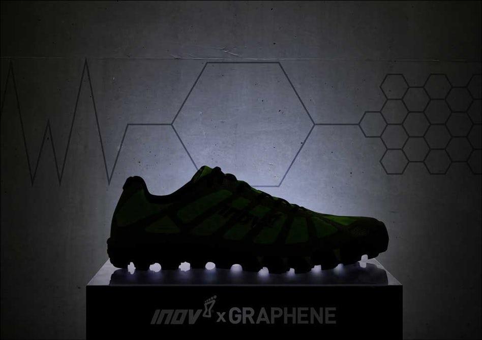Dünyanın Ilk Grafen Tabanlı Ayakkabısı üretildi