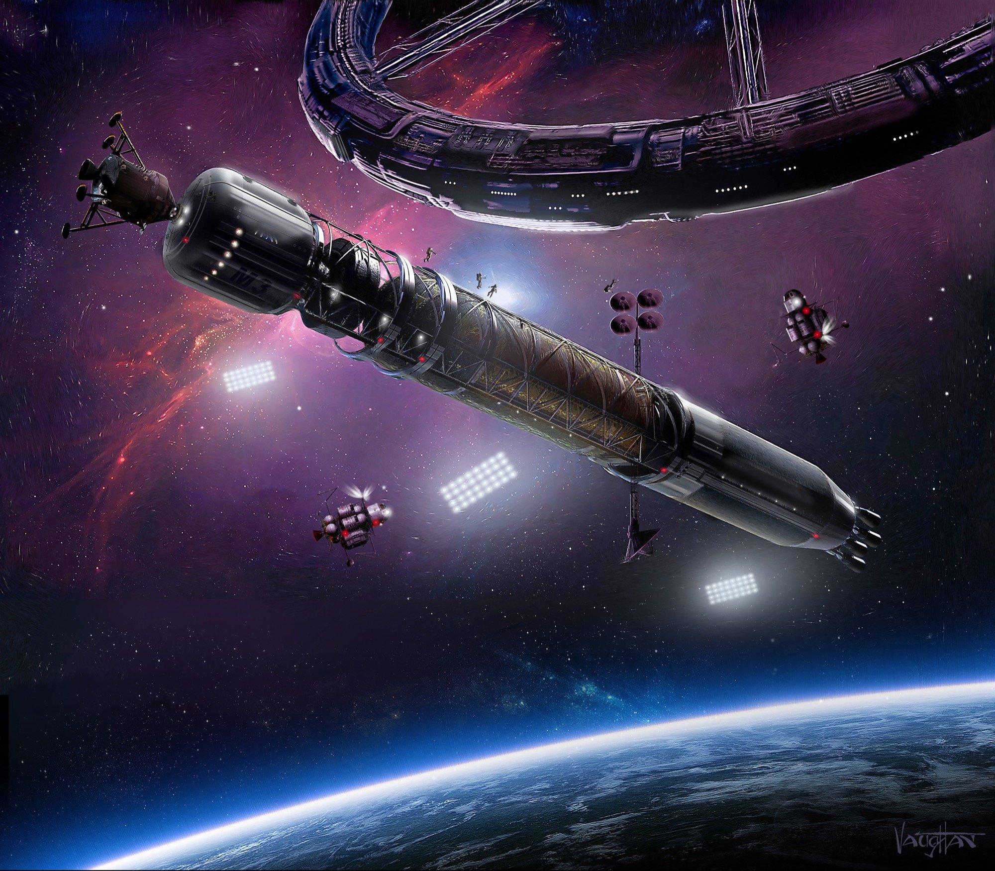 İlk Uzay Ülkesi Asgardia'da Vatandaş Olabilmenin Fiyatı Açıklandı ile ilgili görsel sonucu