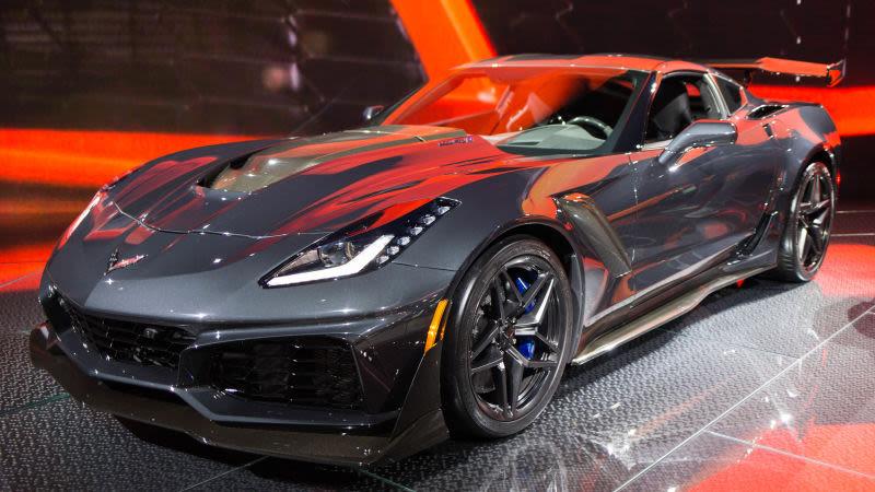 Rick Hendrick Chevrolet >> 2019 Model Chevrolet Corvette ZR1 3.5 Milyon TL'ye Satıldı