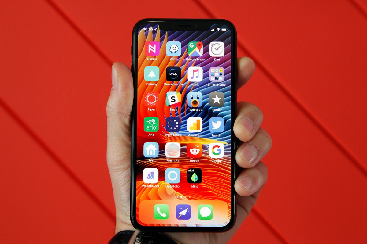 bim iphone x al