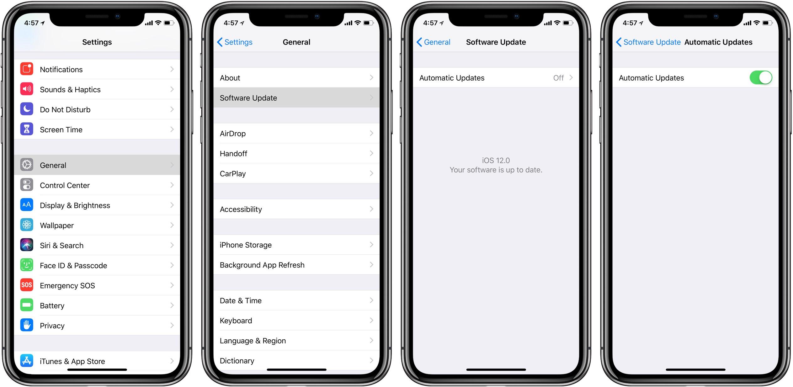 iphone yazılım güncelleme ne zaman