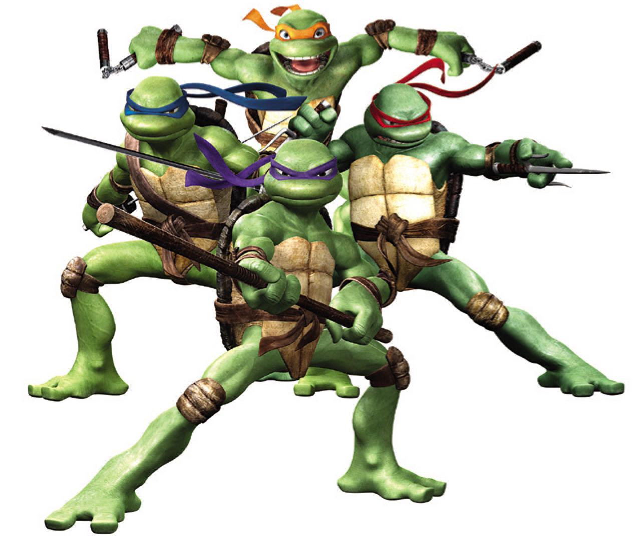 Ninja Kaplumbağalardan Seriyi Sıfırlayacak Yeni Bir Film