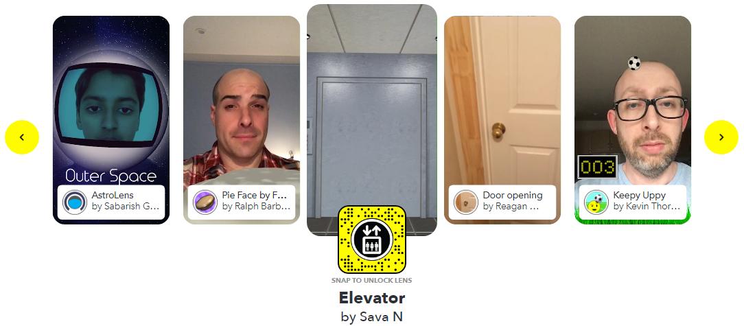 Snapchatten Yeni Özellik Lens Explorer Nedir Nasıl Kullanılır 25