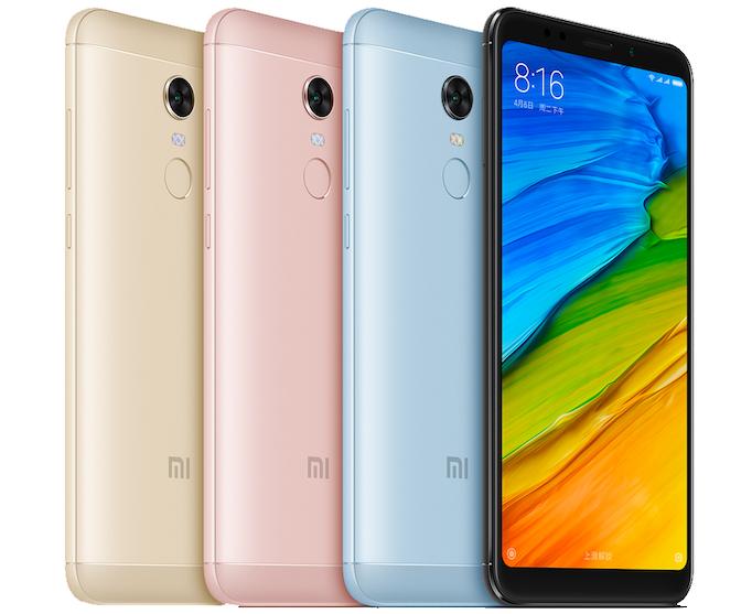 7fe937bf69804 2018 yılının trendlerini en uygun fiyatla kullanıcılarına sunan Xiaomi  Redmi 5 Plus, gücünü Qualcomm'un Snapdragon 625 yonga setinden alıyor.