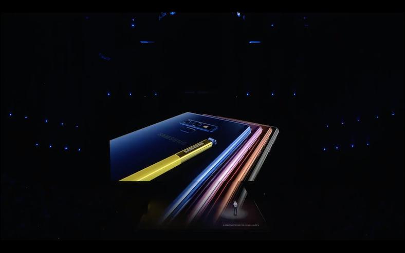Samsung Galaxy Note 9 Teknik Özellikleri ve fiyatı