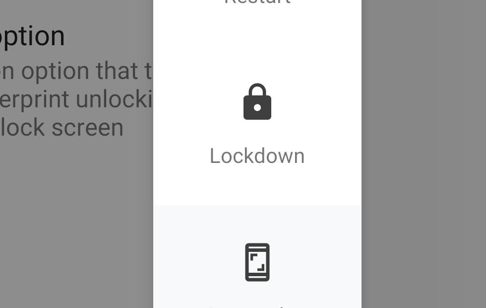 Android Pie İle Yeni Bir Ekran Kilitleme Özelliği Geldi