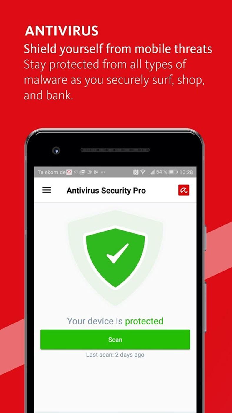 samsung telefon için en iyi virüs programı
