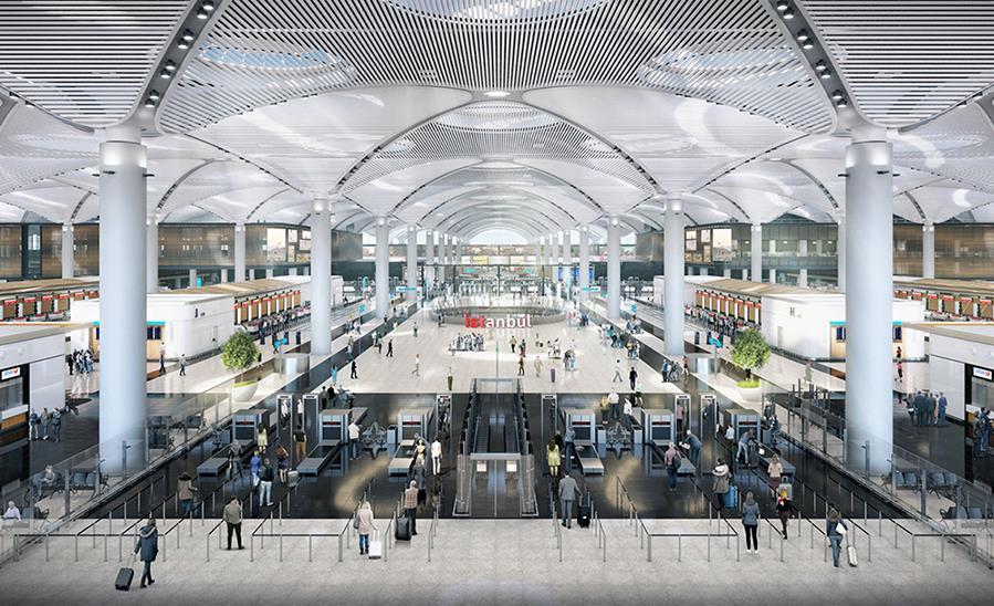 3 havalimanı ile ilgili görsel sonucu