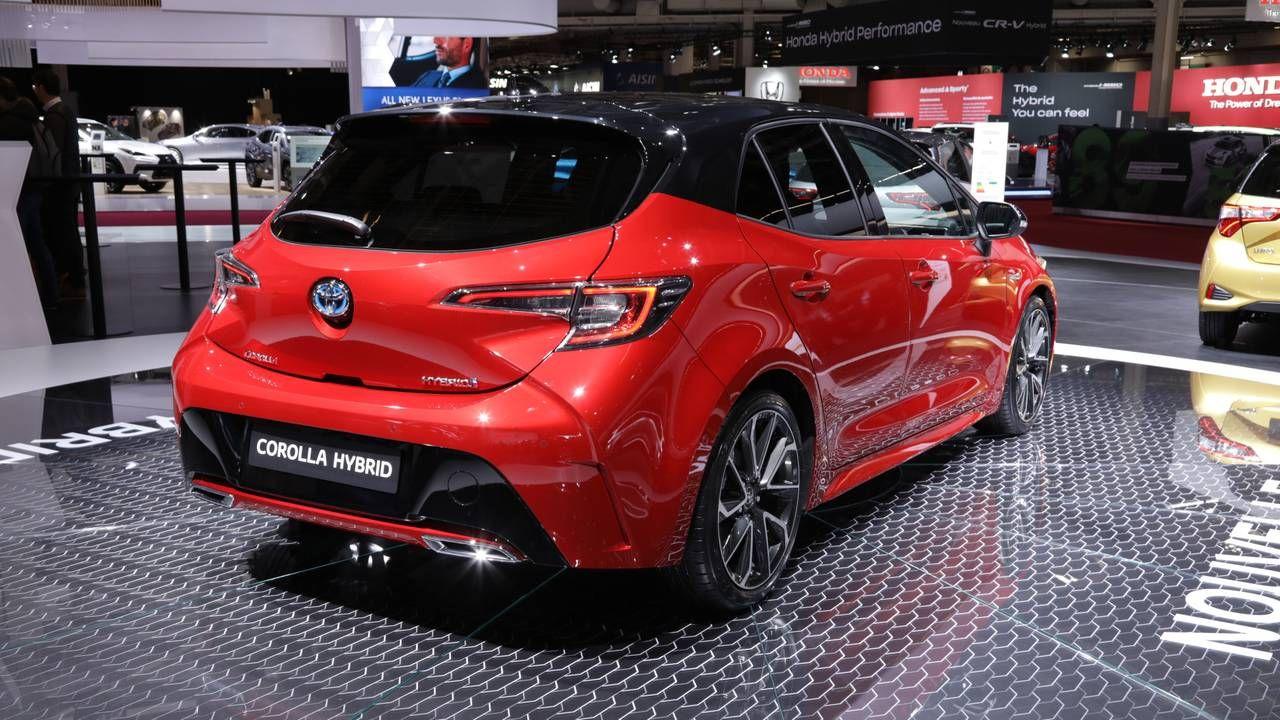 Auris E Elveda Deyin 2019 Model Toyota Corolla Tanitildi