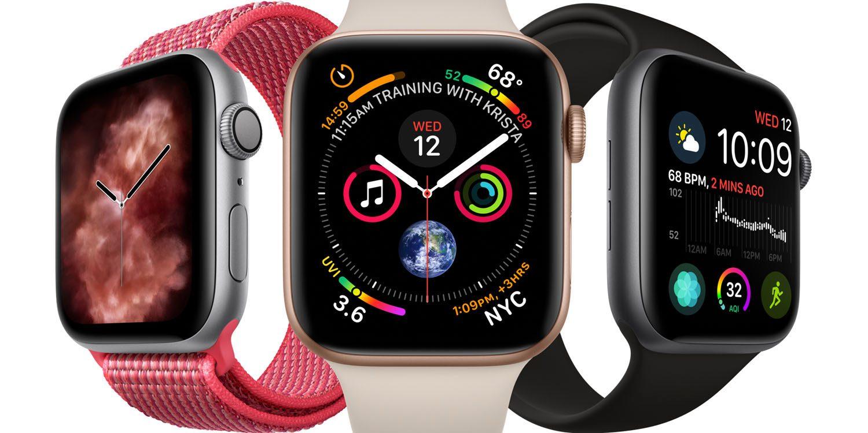 Apple Watch Series 4 ile ilgili görsel sonucu