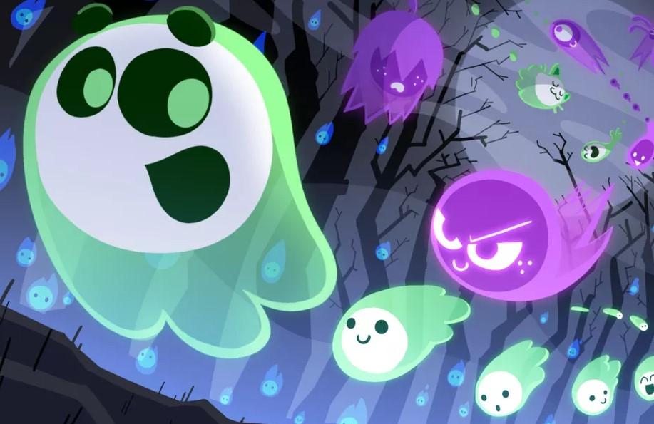 Google'dan Cadılar Bayramı'na Özel Oyunlu Doodle 36