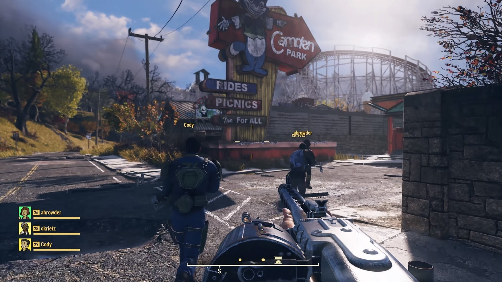 Fallout 76, Nintendo Switch'e Gelmeyecek
