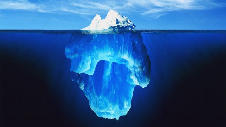 Antarktika Buzullarının Son 40 Yıldaki Parçalanışını 1 Dakikada Gösteren Video