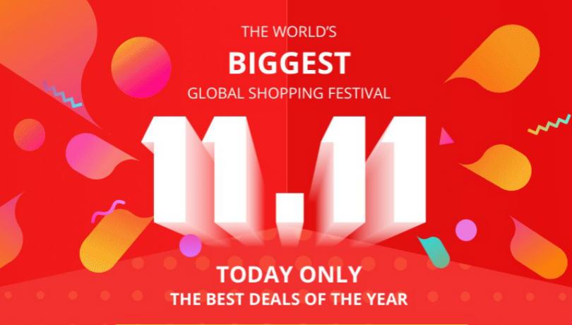 Alışveriş Sitesi Alibaba, Sadece 85 Saniyede 1 Milyar Dolarlık Satış Elde Etti