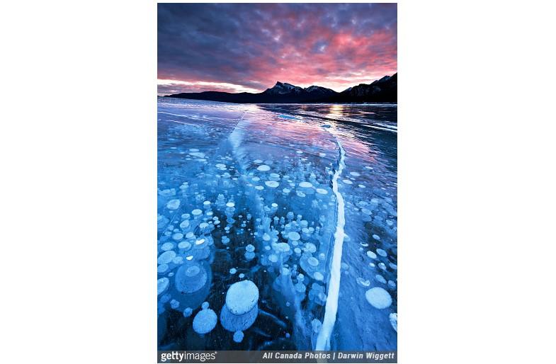 Abraham Gölü Kanada