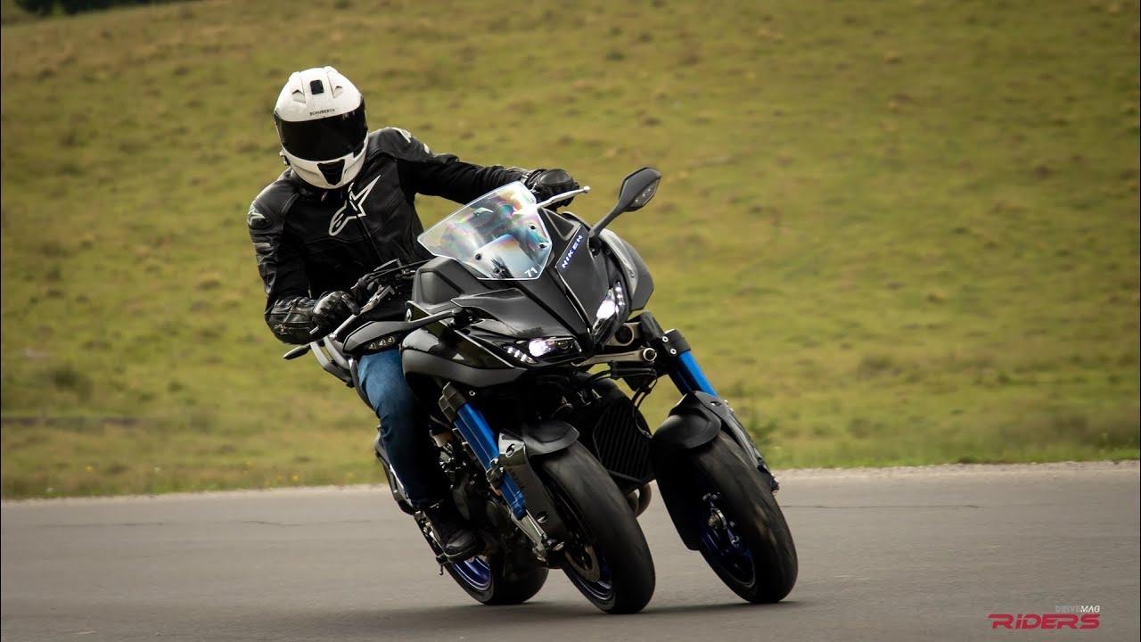 yamaha niken review threewheeled motorcycle - 1200×480