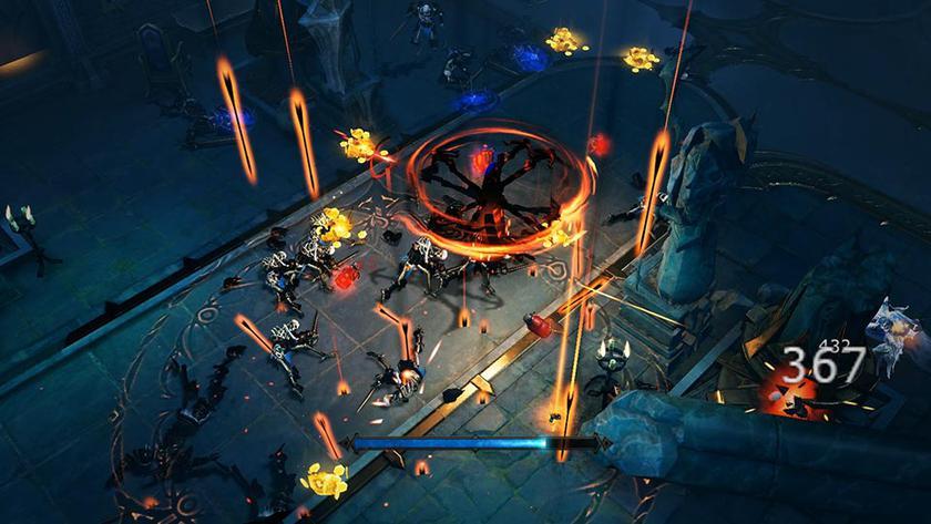 Blizzard 2019'da Birden Fazla Diablo Oyunu için Hazırlanıyor