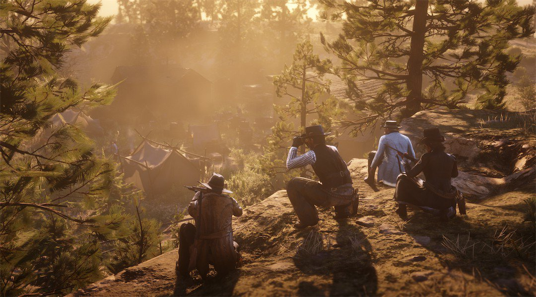 Red Dead Redemption 2 Online'da Hızlıca Para Kazanma Hilesi Bulundu