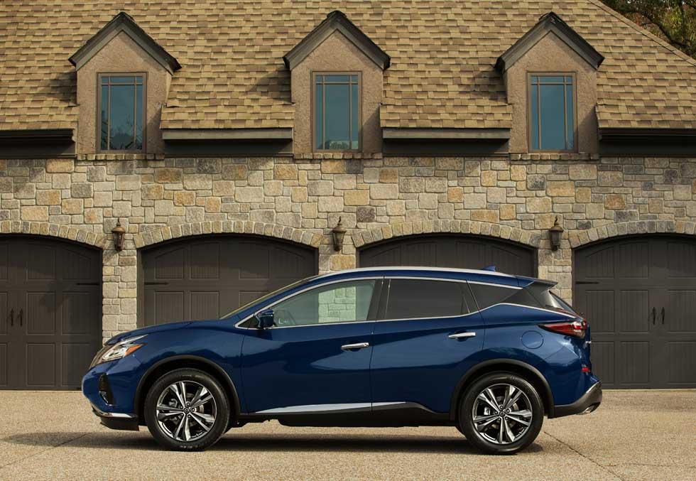 Nissan Murano ve Maxima, Lüks Performans İçin Yenilendi
