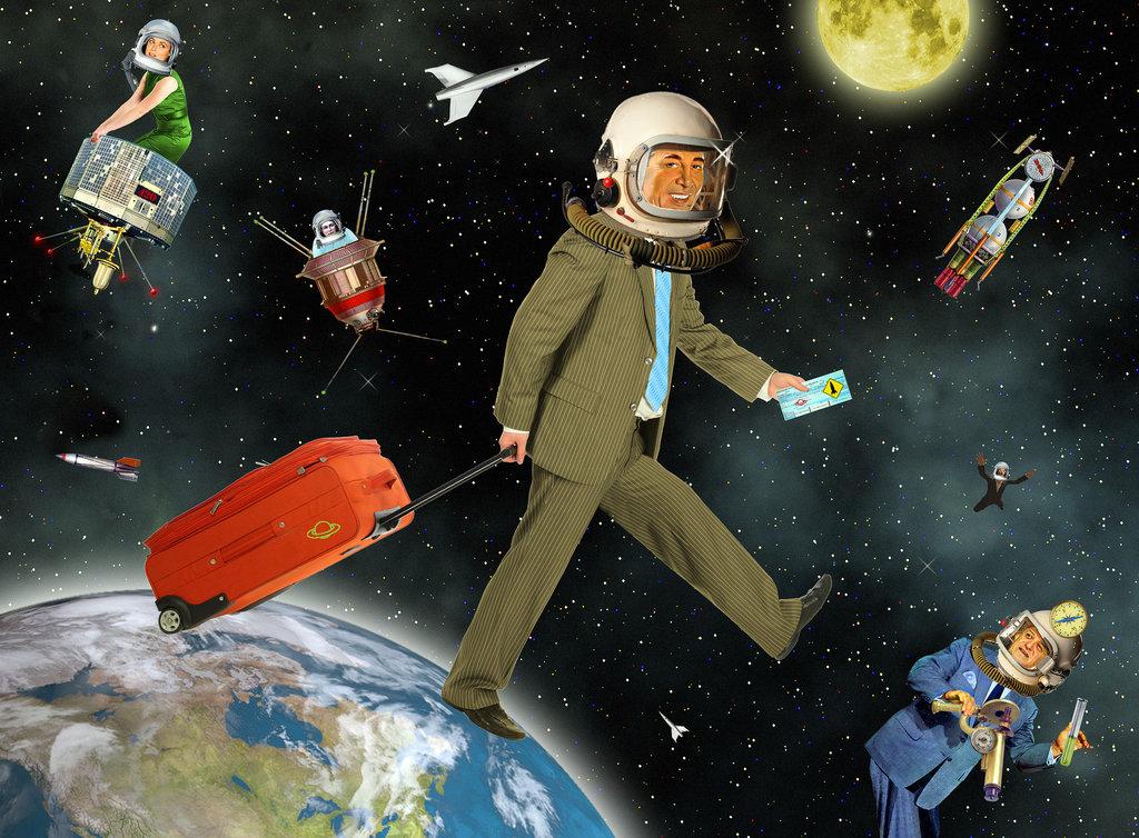 Virgin Galactic, Uzay Turizmi İçin Denemelere Başlıyor