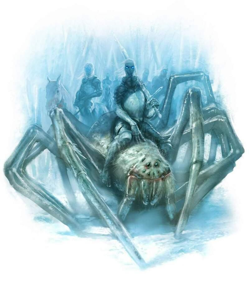 Game of Thrones Final Sezonunda Dev Buz Örümcekleriyle Karşılaşabiliriz