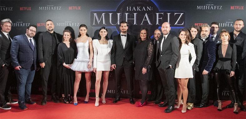 Netflix'in İlk Orijinal Türk Dizisi Hakan: Muhafız Hakkında İlk İzlenimlerimiz