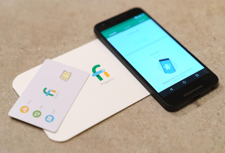 Google Project Fi ile Kesintisiz İnternet