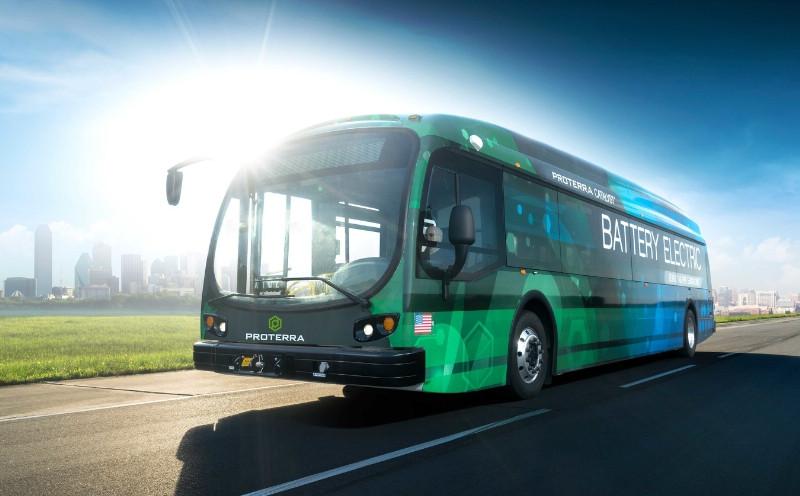 Kaliforniya, Dünyanın Sağlığı İçin Tamamen Elektrikli Otobüs Kullanmaya Başladı