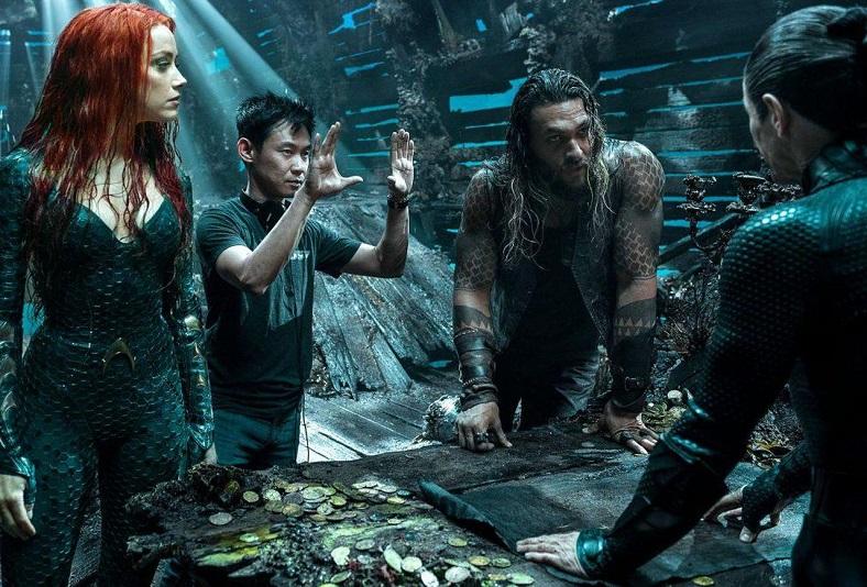 Aquaman, Gişe Hasılatında 1 Milyar Dolar Barajını Aştı