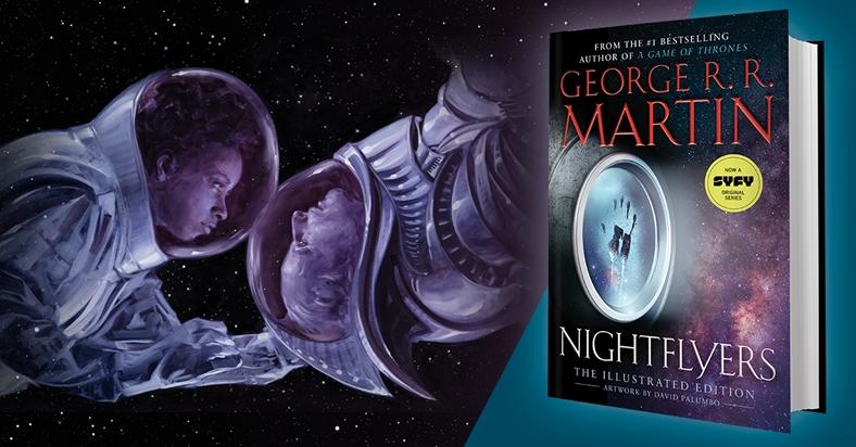 Bilim Kurgu Romanı Nightflyers Çok Yakında Netflix'e Geliyor