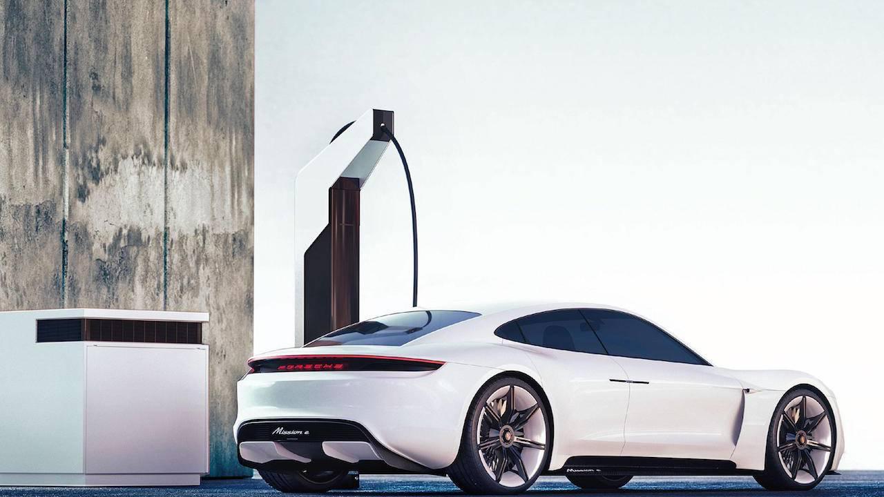 Porsche Taycan 3 Yıl 220 Cretsiz Şarj Hizmeti Ile Sunulacak